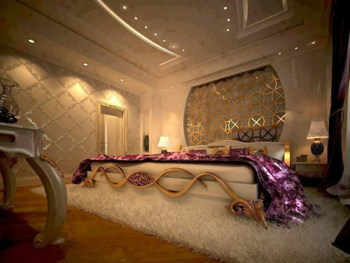 Romantisches schlafzimmer mit kerzen  20 Ideen für mehr Romantik im Schlafzimmer zum Valentinstag