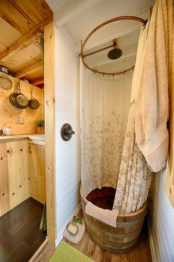 Mobiles haus ein diy projekt mit gem tlichem interieur - Mobiles badezimmer ...