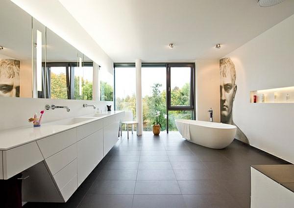 Moderne Badewannen Wohlfuhlerlebnis Stunning Moderne Badewannen ...