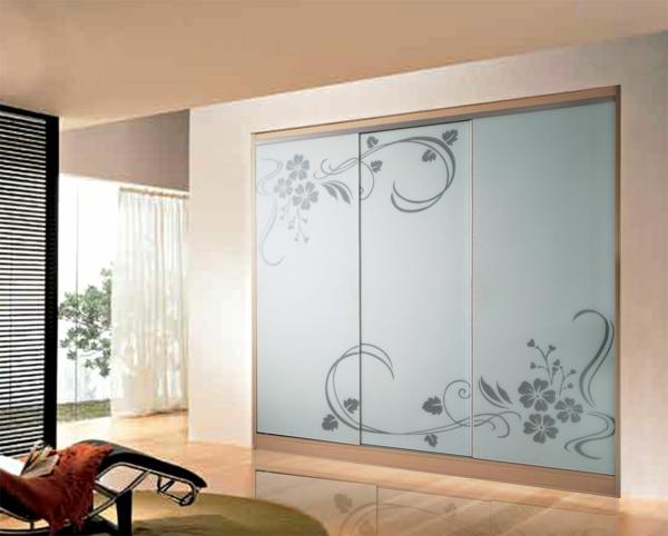 moderne kleiderschr nke 15 elegante designs f r ihr schlafzimmer. Black Bedroom Furniture Sets. Home Design Ideas