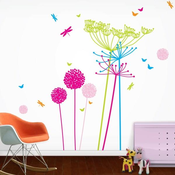 Moderne Wandtattoos moderne wandtattoos - 18 großartige muster für ihre wanddekoration