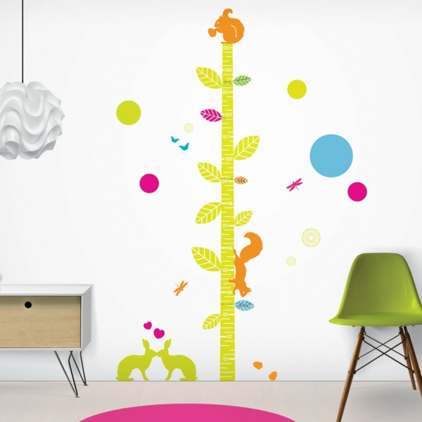 Moderne Wandtattoos moderne wandtattoos 18 großartige muster für ihre wanddekoration