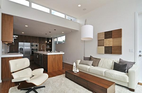 neujahrsvorsätze wohnzimmer minimalistisch