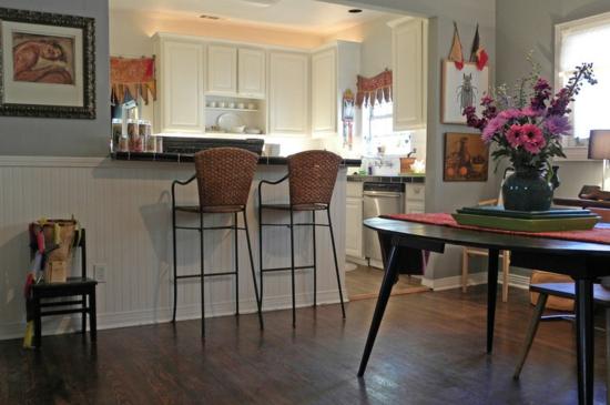 offener wohnbereich wand abreißen küche esszimmer ohne trennwand