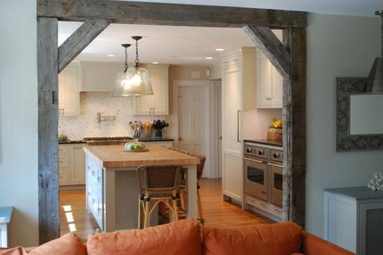 offener wohnbereich wand abreißen küche mit esszimmer grundrisse