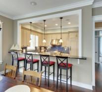 Offener Wohnbereich – Was muss man vor dem Abriss einer Wand zu Hause wissen