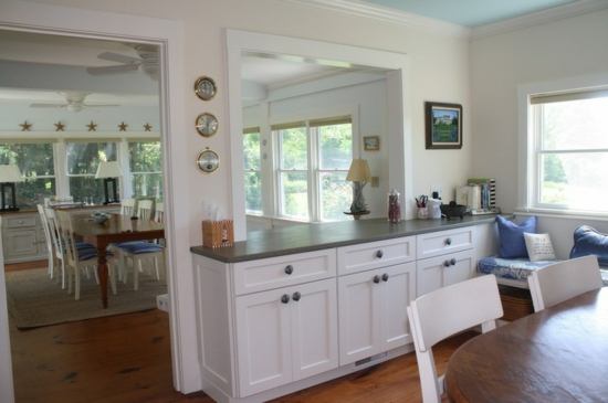 offener wohnbereich wand abreißen küche mit esszimmer verbinden