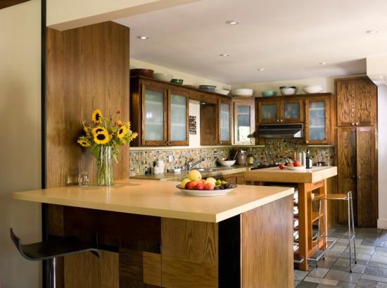 offener wohnbereich wand abreißen küche mit esszimmer vergrößern