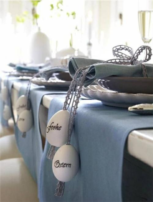 ostern dekoration frisch festlich osterei