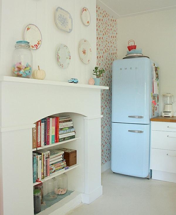 retro k che die neuen alten k cheneinrichtung trends. Black Bedroom Furniture Sets. Home Design Ideas