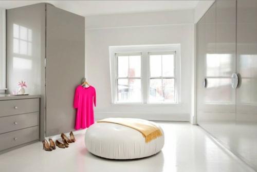 designten Kleiderschrank ankleideraum feminine glanzvoll