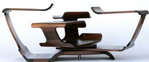 Schreibtischplatte holz  Schreibtisch Büro Holz | rheumri.com