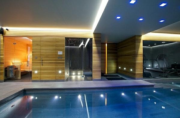 Good Stilvolle Ideen Für Das Schwimmbecken Zu Hause | Innenarchitektur ...