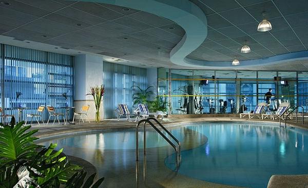 Stilvolle Ideen Für Das Schwimmbecken Zu Hause | Innenarchitektur ...