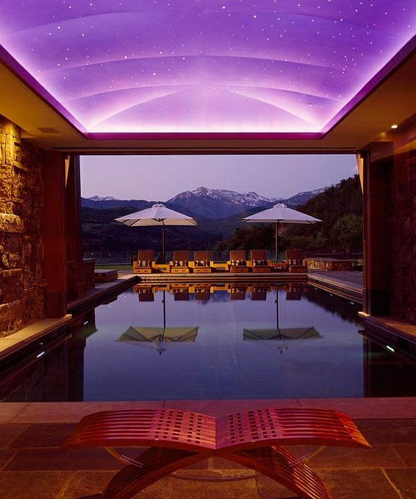 schwimmbad zu hause indoor outdoor