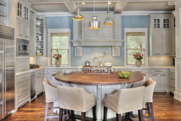 Stuhlhussen - 17 schicke Ideen für Ihre Küche oder Ihr Esszimmer
