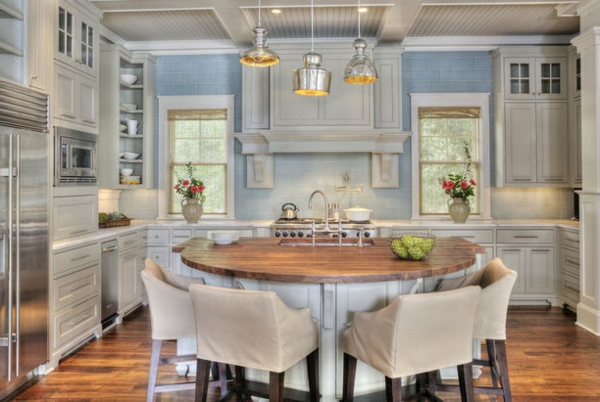 stuhl hussen runde kücheninsel lederbezüge
