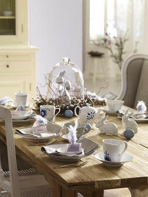 tischdeko zu ostern 25 stimmungsvolle ideen f r ihr fr hlingsfest. Black Bedroom Furniture Sets. Home Design Ideas