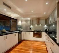 Modernes Design für Ihre U-Form Küche
