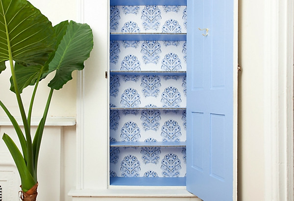Schrank verschönern  Wiie Sie Ihre Wohnung verschönern - 10 einfache Tipps und Tricks