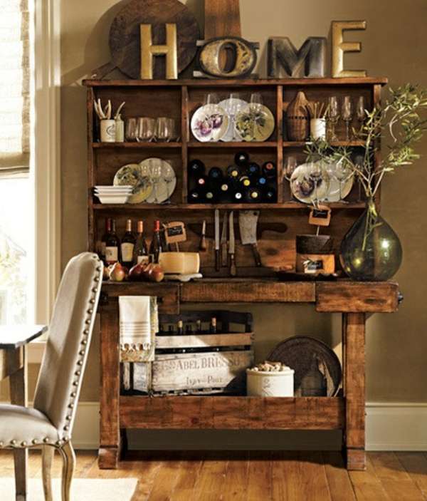 Kenya Home Decor Ideas: Küchen Designs Im Landhausstil Eingerichtet