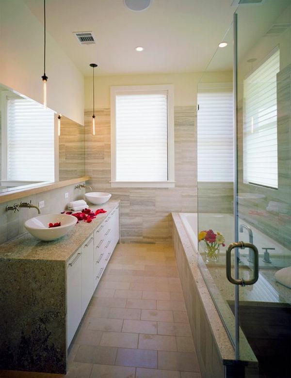 Badeinrichtung-mit-Stil-holz-hell-ambiente-farben-waschbecken