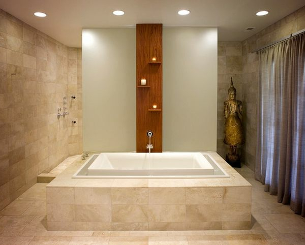 Badeinrichtung  Stil texturen regale asiatisch stil