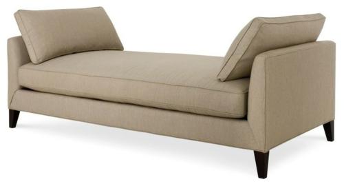 Chaiselongue modern  Coole Chaiselongue und Schlafcouch als ergänzende Einrichtungsidee
