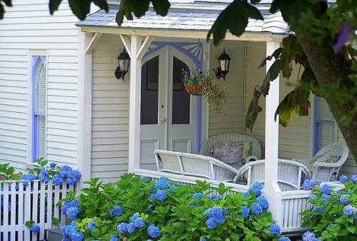 Gartendeko sitzecke rattan fest möbel weiß