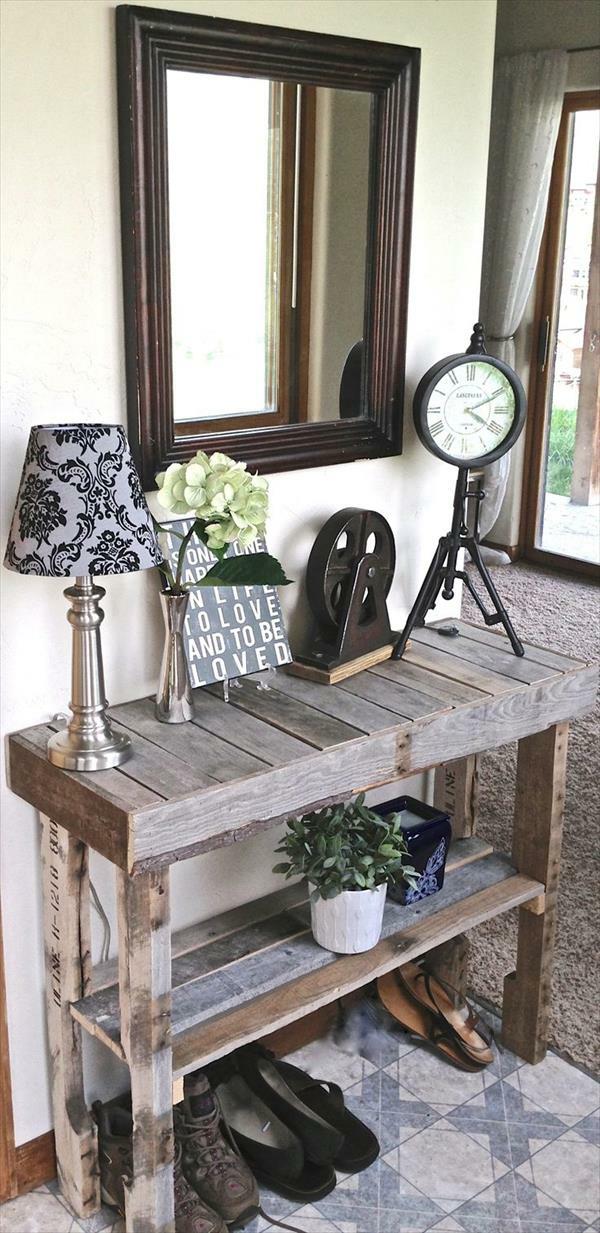 paletten wohnzimmertisch:Einen Wohnzimmertisch Aus Euro Paletten Mit Schubladen Bauen Pictures
