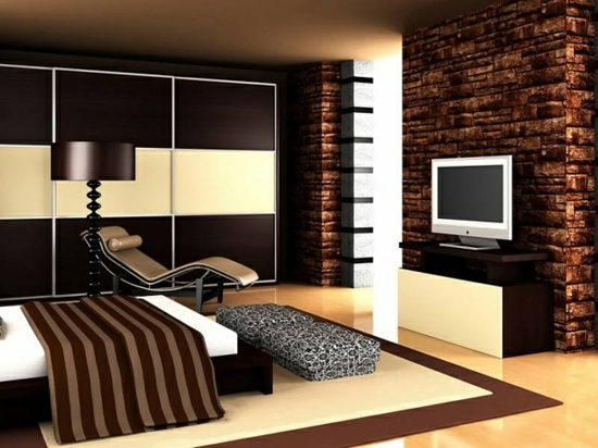 Garderobe fürs Schlafzimmer bodenbelag holz nachhaltig