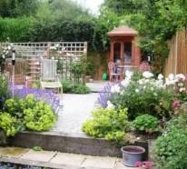 garten und landschaftsbau - prächtige gartengestaltung, Garten und Bauen