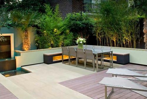 Garten und Landschaftsbau esstisch stühle sitzbank