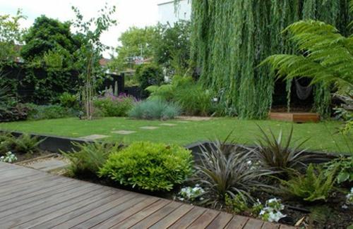 Garten und landschaftsbau pr chtige gartengestaltung for Beautiful low maintenance plants
