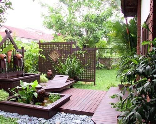 Garten und Landschaftsbau holz verkleidung gitter aufteiler