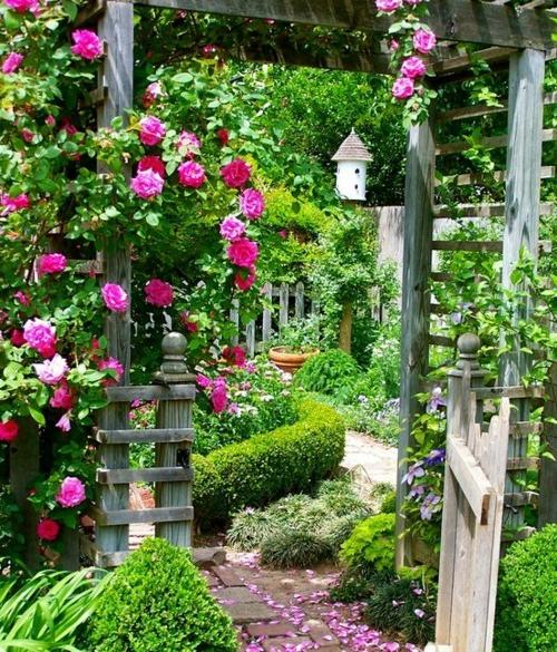 Gartenzubehör  Bunte Ideen für Ihre Gartendeko und Ihr Gartenzubehör