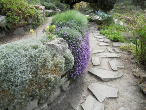 Gartengestaltung Mit Winterharten Pflanzen