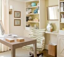 Home Office Touches für Jedermann