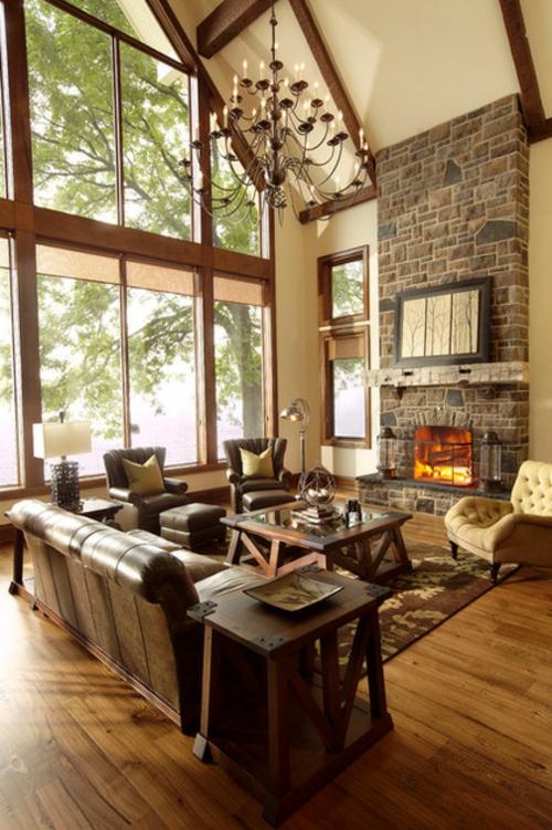 Wohnzimmer Gardine war beste design für ihr wohnideen