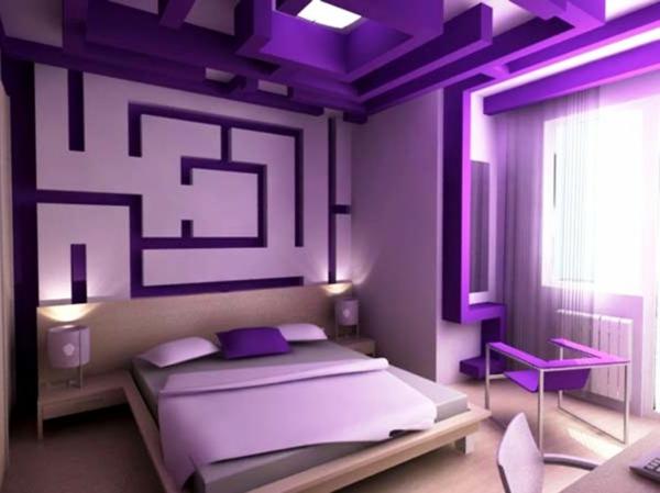 luxus schlafzimmer lila ~ Übersicht traum schlafzimmer, Hause deko