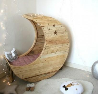 Möbel aus Europaletten basteln