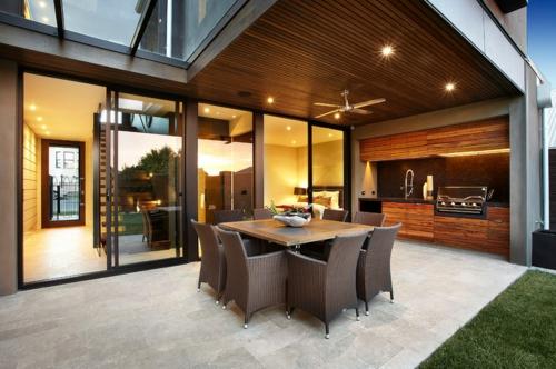 Outdoor Küche Modern : Wie sie alleine eine outdoor küche im außenbereich errichten können