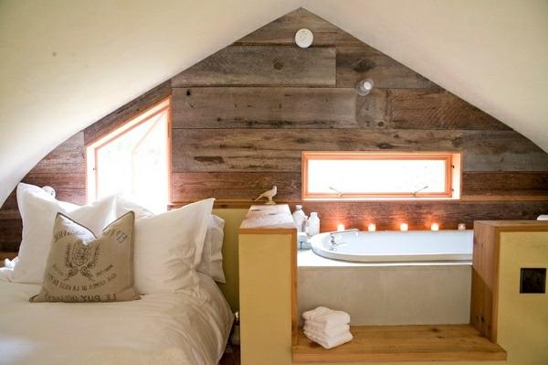 moderne badewanne design-ideen. ferienwohnung hiirhüs