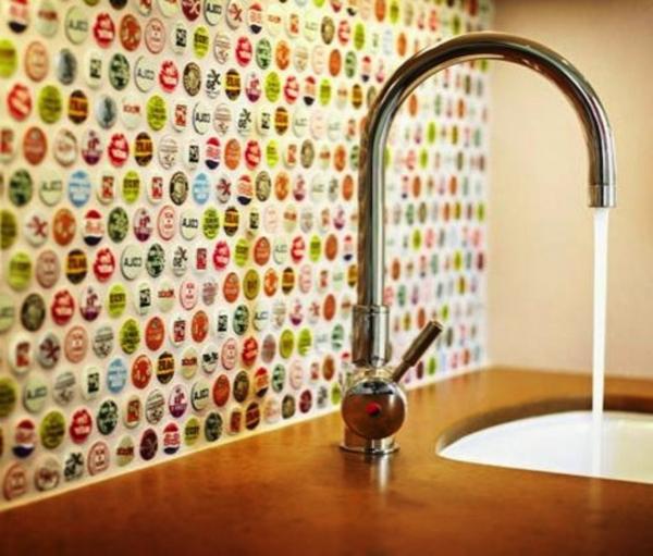 Schöne-Küchenrückwand-besteck-außergewöhnlich