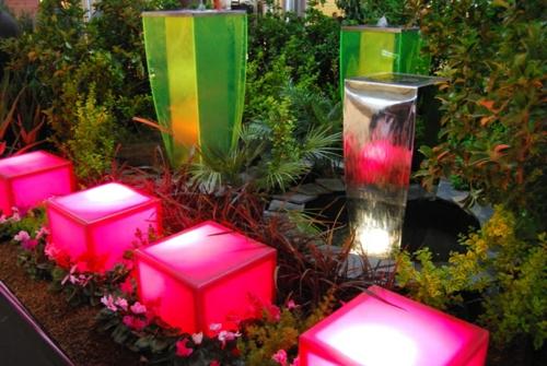 Kugellampen Garten war tolle ideen für ihr haus ideen
