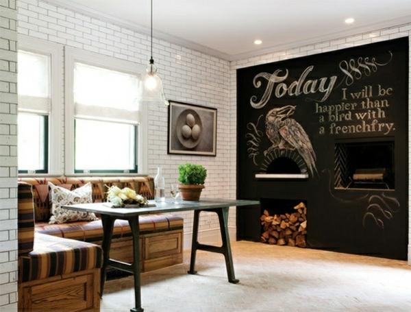 Esszimmer Gestalten Tapeten Ideen U2013 Marauders, Wohnzimmer Design
