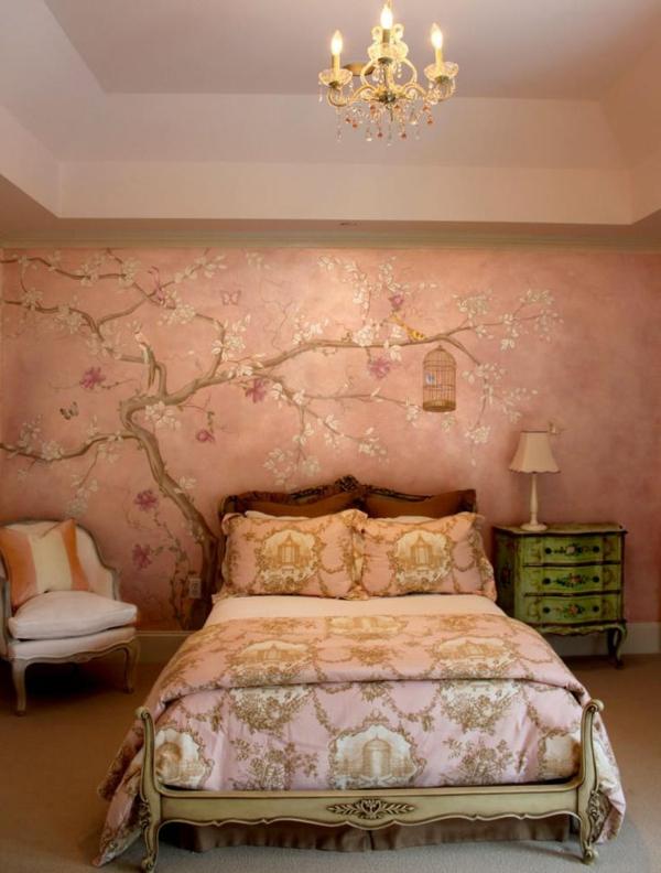 wanddeko mit fototapeten unglaublich sch ne beispiele. Black Bedroom Furniture Sets. Home Design Ideas