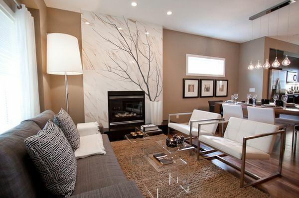 acrylglas möbel couchtische aklein quadratisch wohnzimmer sofa