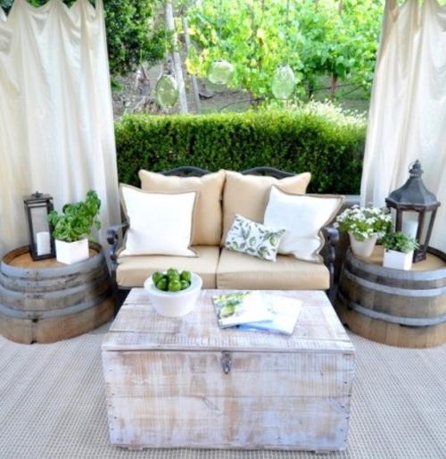 alte gegenst nde neu benutzen 20 stilvolle dekoideen f r sie. Black Bedroom Furniture Sets. Home Design Ideas