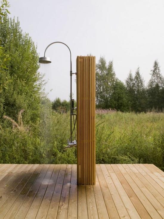Gartenmobel Outlet Danisches Bettenlager : Außendusche selber bauen – Erfahren Sie die Hauptregeln[R